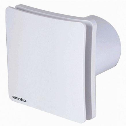 aérateur de salle de bain silencieux