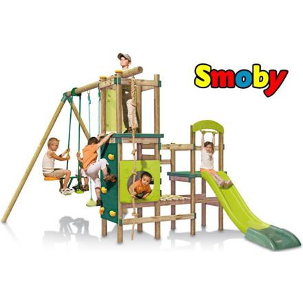 aire jeux smoby