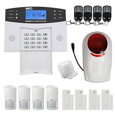 alarme gsm maison sans fil