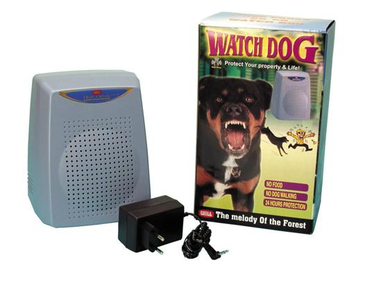alarme maison aboiement de chien