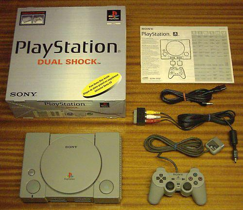 alimentation playstation 1