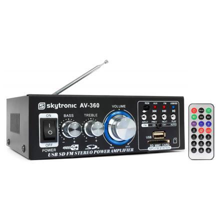 amplificateur karaoké