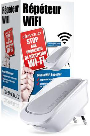 amplificateur wifi devolo