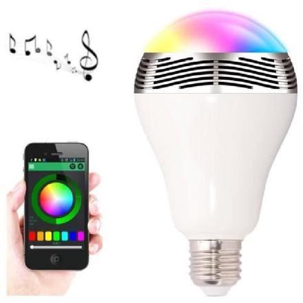 ampoule connectée musique