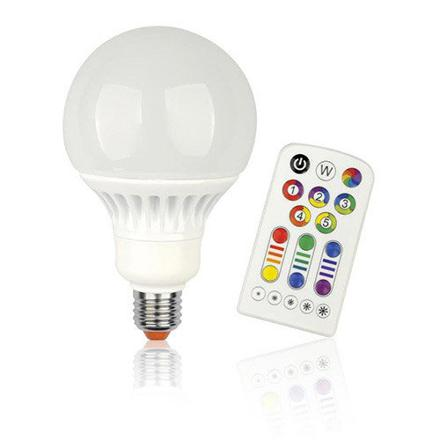 ampoule led changement de couleur