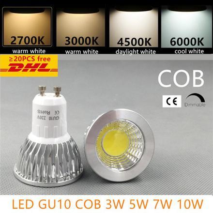 ampoule led cool white