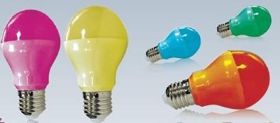 ampoule led e27 couleur