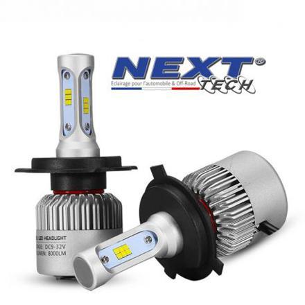 ampoule led voiture h4
