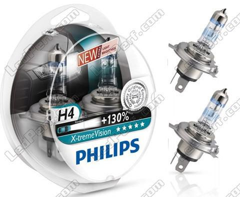 ampoules h4 philips