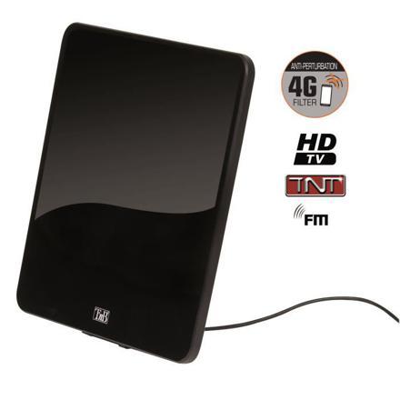 antenne tv intérieure efficace