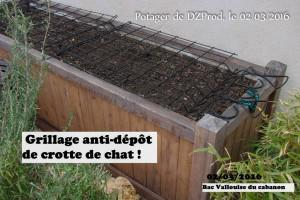 anti chat jardin