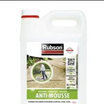 anti mousse rubson