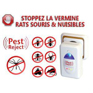 anti nuisible ultrason efficace