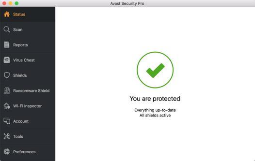 antivirus gratuit mac os x