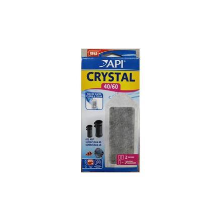 api crystal 40 60