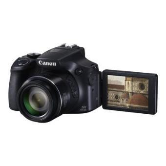 appareil photo bridge canon sx60hs noir