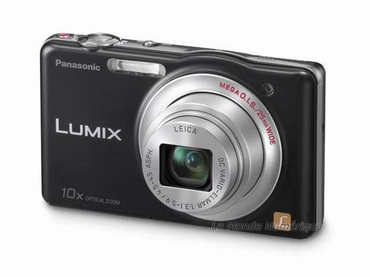 appareil photo compact lumix panasonic
