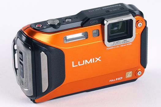 appareil photo étanche antichoc