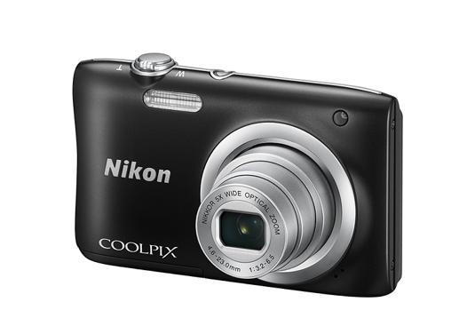 appareil photo numérique coolpix