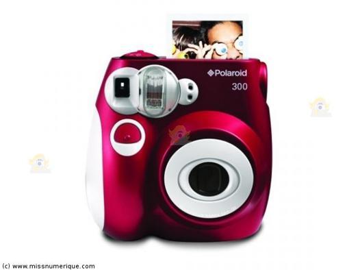 appareil photo polaroid pic 300