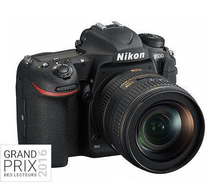appareil photo reflex nikon d500
