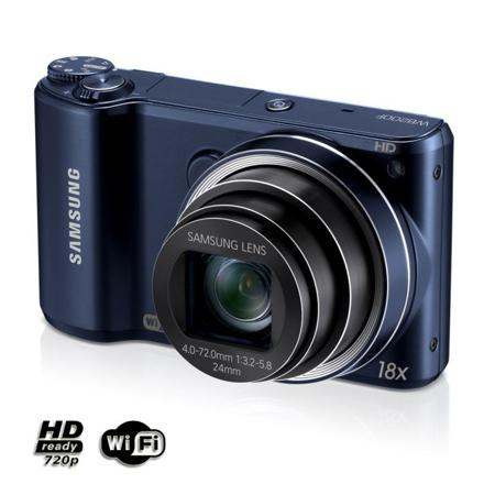 appareil photo samsung compact
