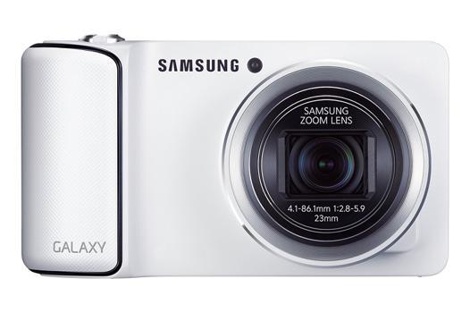 appareil photo samsung lens