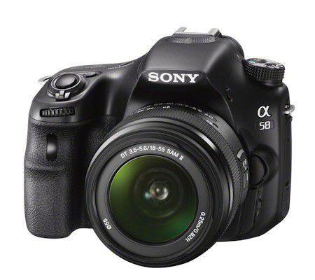 appareil photo sony reflex professionnel