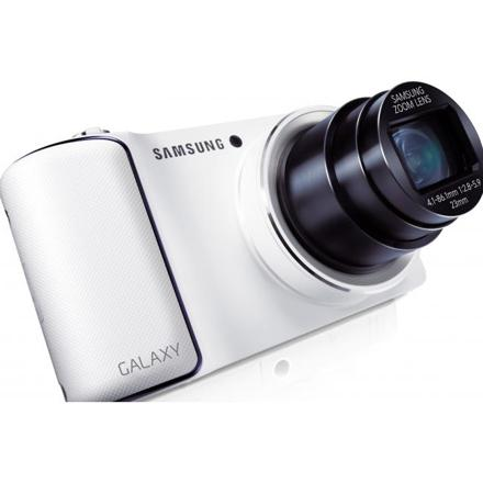 appareil photo tactile samsung