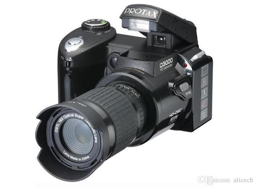 appareil photo video hd