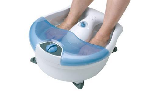 appareil pour bain de pieds