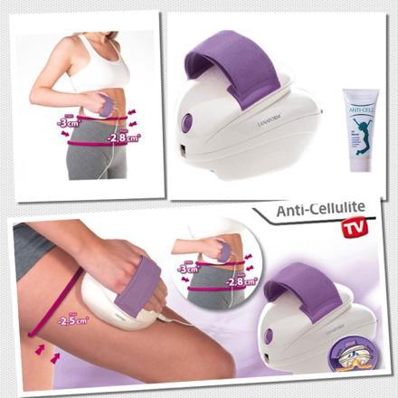appareil rouler palper anti cellulite