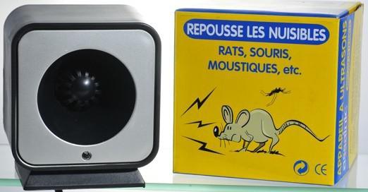 appareil ultrason contre souris