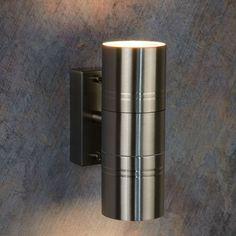 applique exterieur double eclairage