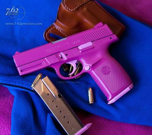 arme a feu pour femme