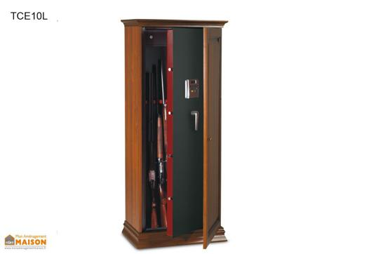 armoire a fusil