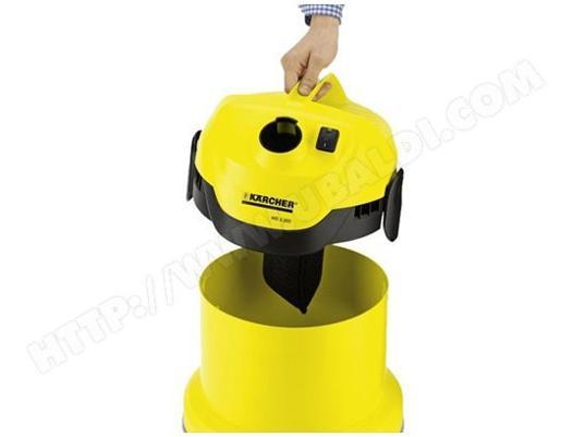 aspirateur karcher wd 2200