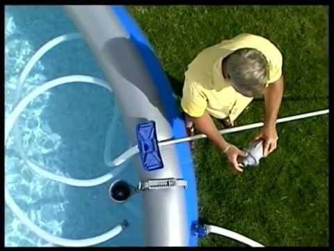 aspirateur piscine bestway