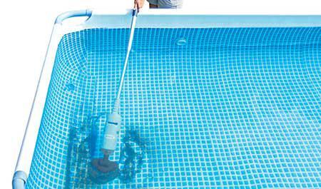 aspirateur pour piscine intex