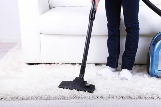 aspirateur pour tapis