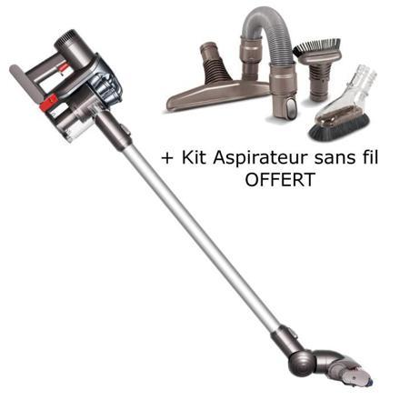 aspirateur sans fil dyson dc45