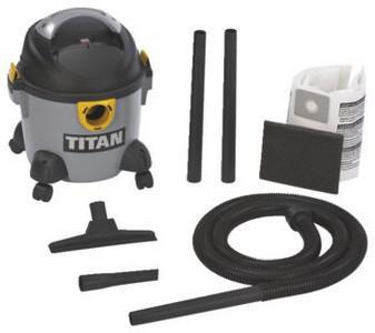 aspirateur titan
