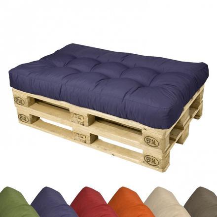 assise canapé palette