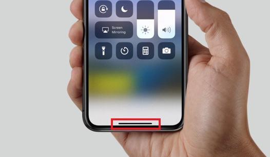 astuce iphone x