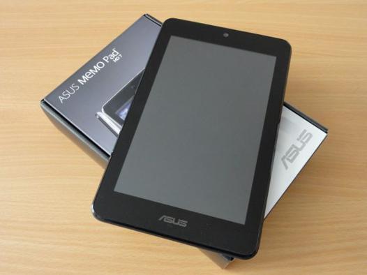 asus tablette 7 pouces