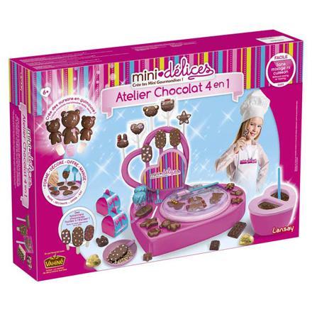 atelier mini delice chocolat
