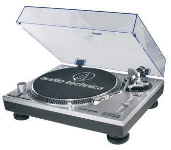 audio technica at pl120