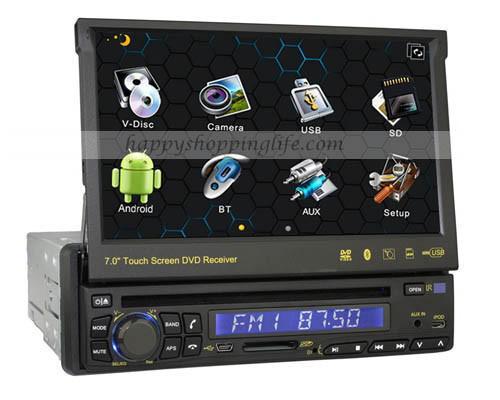 auto radio android