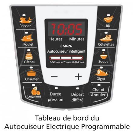 autocuiseur programmable