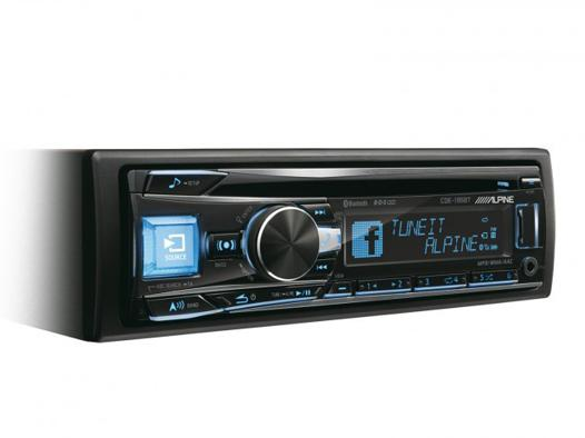autoradio alpine